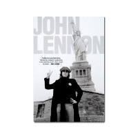 John Lennon Liberty Poster