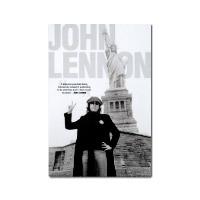 John Lennon Liberty Poster