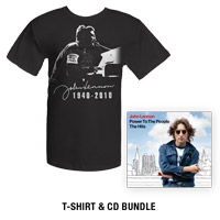 Pre-Order Power To The People: The Hits (CD) & T-Shirt Bundle*