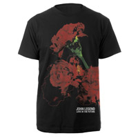 John Legend Made To Love Album Cover Tee*