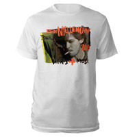 """John Cougar"" Words & Music Tour T-Shirt"