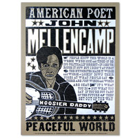 American Poet Poster
