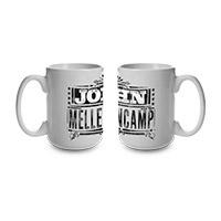 John Mellencamp Marquee Mug