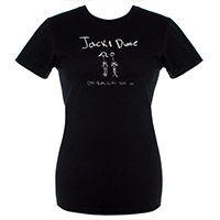 John Mellencamp Jack &amp; Diane Woman's Tee