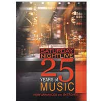 Saturday Night Live - 25 Years of Music DVD