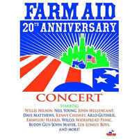 Farm Aid: 20th Anniversary (DVD) 