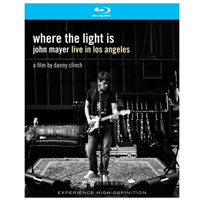 Where The Light Is Blu-Ray Disc