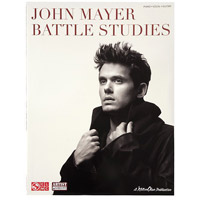 Battle Studies Vocal/Guitar Songbook