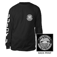 Rubba Band Business Federal Seal Long Sleeve Tee