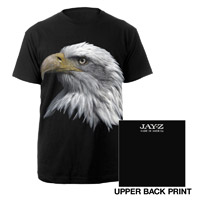 JayZ American Bald Eagle Shirt