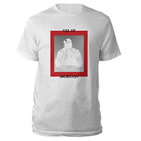Jay Z White Portrait Shirt