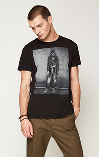 Kurt Cobain Short Sleeve Tee