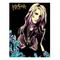 Ke$ha 2010 Official Poster