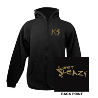Ke$ha Zip Hoody
