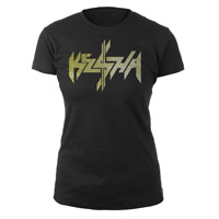 Ke$ha Logo Jr. Tee