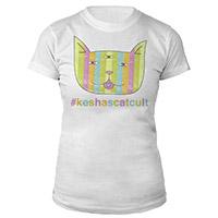 #keshascatcult Womens Tee
