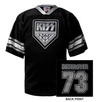 Destroyer Football Jersey