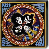 Rock N' Roll Over Limited Edition Canvas Print