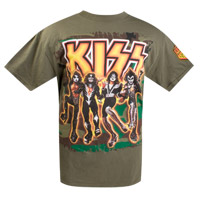 Classic KISS Army Destroyer Tee