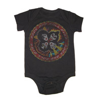 Lil Rock And Roll Over Onesie