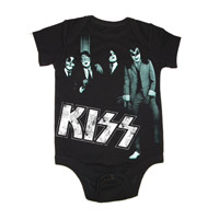 Dressed In KISS Onesie