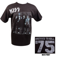 Dressed To Kill '75 Tee