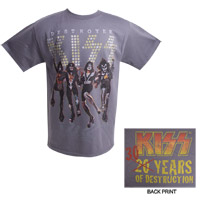 30 Years Of Destruction Tee