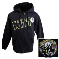 Hotter Than Hell Zip Up Hoody