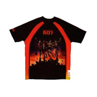 KISS Destroyer Activewear Jersey