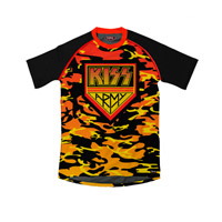 KISS Army Cycling Skinz