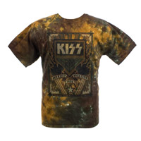 Detroit Rock City Tie Die Tee