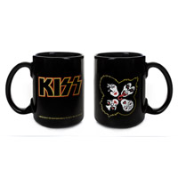 KISS Four Faces Mug