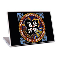 "Rock N Roll Over 13"" Lap Top Skin"