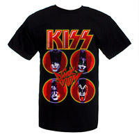 KISS Sonic Boom Album Cover Tee
