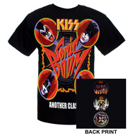 Another Classic KISS Tee