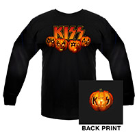 Exclusive - KISS Halloween Long Sleeve Tee