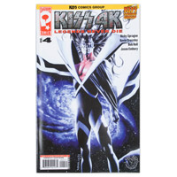 KISS 4K Legends Never Die - Issue #4