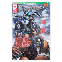 KISS 4K KISSMAS Issue