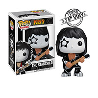 Collectible  - The Starchild KISS Vinyl Figure By FUNKO Toys