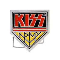 KISS Army Trailer Hitch Cover