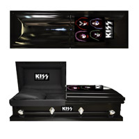 Exclusive - Standard KISS Casket