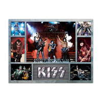 2011 KISS Tour Poster