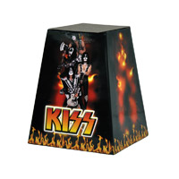 Exclusive - KISS Cremation Urn - Monument