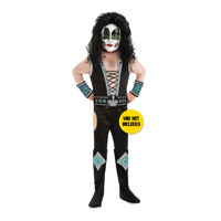 Childrens Catman KISS Costume