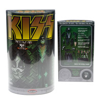 KISS 35th Anniversary Destroyer Catman Model Kit