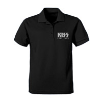 KISS Road Crew Haynes Polo Shirt