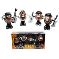 KISS Mr. Potato Heads Set