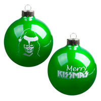 Exclusive - KISS Catman Merry KISSMAS Ornament