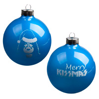 Exclsuive - KISS Spaceman Merry KISSMAS Ornament