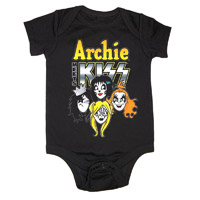 Exclusive - Archie Meets KISS Onesie